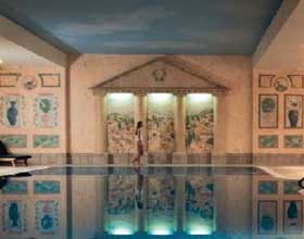 Swimming Pool at Sketchley Grange Hotel & Spa
